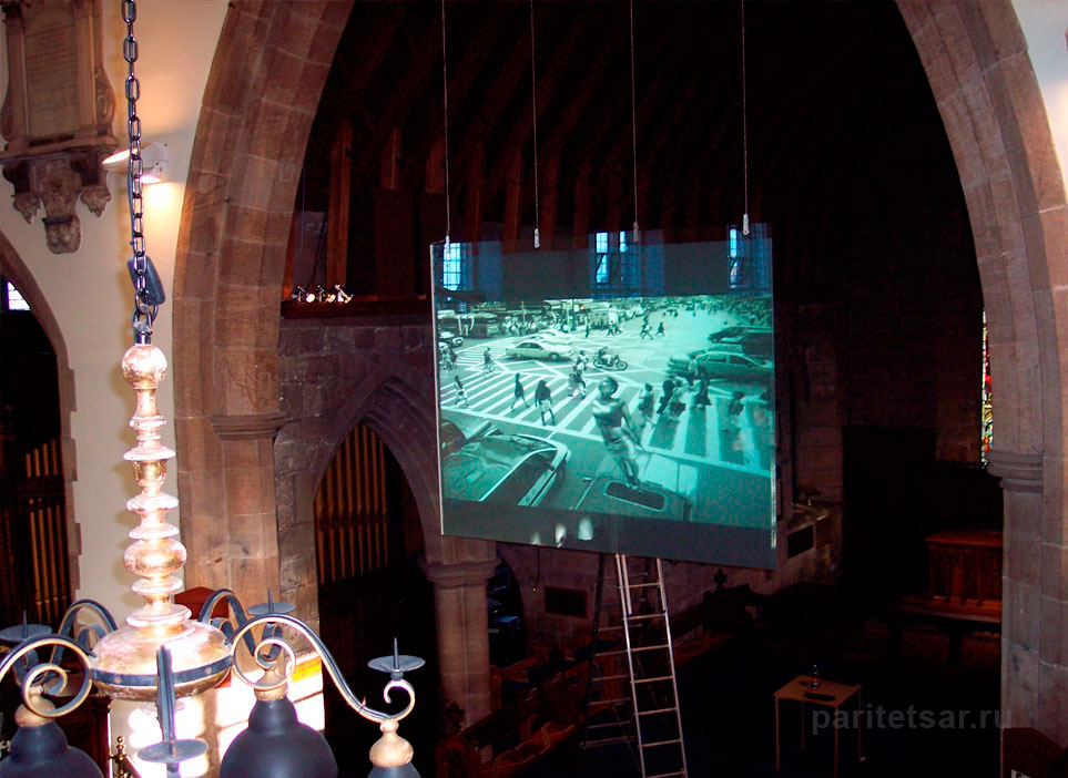 аренда проектора и экрана в Саратове